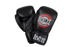 Боксерские перчатки BENLEE PRESSURE (blk/red/white)
