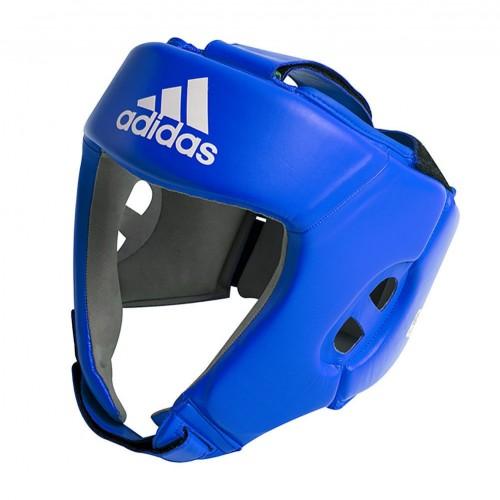Шлем Adidas AIBA синий