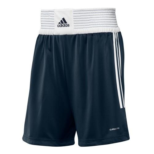 Шорты Adidas BoxClassic красные, синие