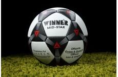 Мяч футбольный тренировочный Winner MID STAR