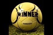Мяч футбольный тренировочный Winner TORNADO фото