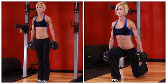 Комплекс упражнений для похудения в