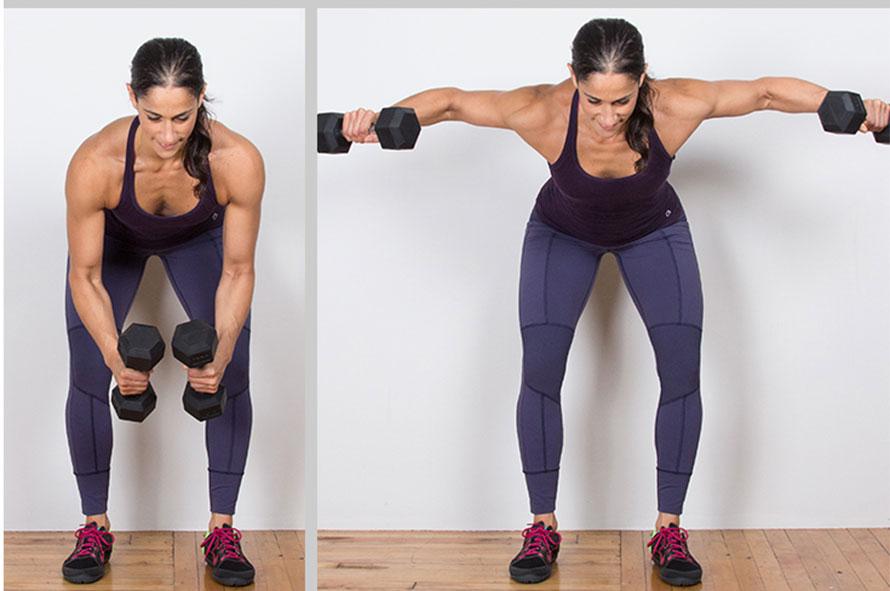 25 результативных упражнений с гантелями для прокачки всех частей тела